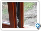okna detail kování těsnění 1